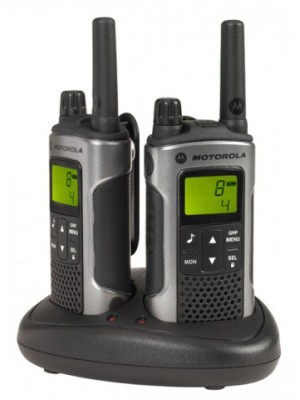 Motorola T80 (Twin Pack) Walkie Talkies