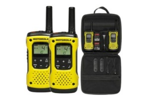 Motorola T92 H20 (Twin Pack) Waterproof and Floatable