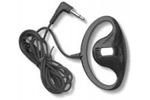 D Shape Earpiece