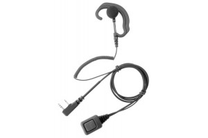 G Shape Earpiece Microphone