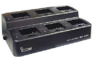 ICOM SIX WAY RAPID CHARGER BC121