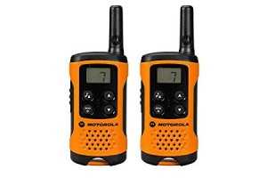 Motorola T41 (Twin Pack) Walkie Talkies