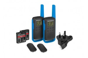 Motorola T62 (Twin Pack) Walkie Talkies