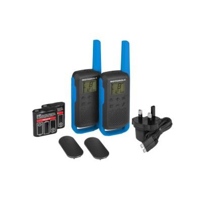 Motorola T62 (Twin Pack) Walkie Talkies