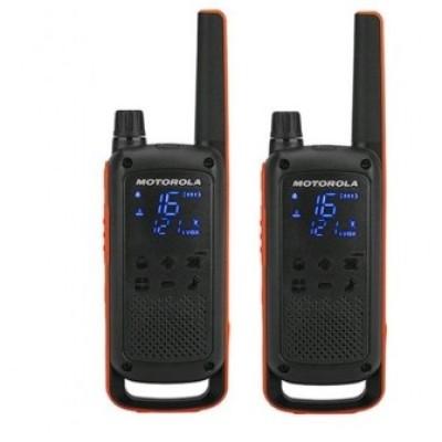 Motorola T82 (Twin Pack) Walkie Talkies