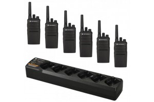 Motorola XT420 Six Pack Two Way Radio