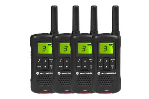 Motorola T61 (Quad Pack) Walkie Talkies