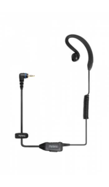Hytera EHS16 C shape earpiece with microphone