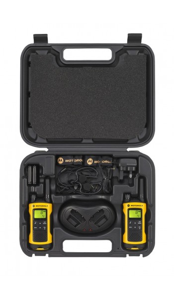 Motorola T80 Extreme (Twin Pack ) Walkie Talkies