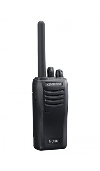 Kenwood TK-3501 + G Shape Earpiece/Microphone