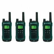 Motorola TLKR T81 Hunter (Quad Pack)