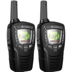 Cobra MT645 (Twin Pack) Two Way Radio
