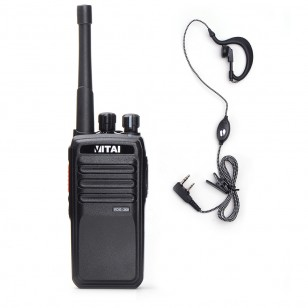 Vitai VDG-360 Digital Radio (Includes Earpiece/Microphone)